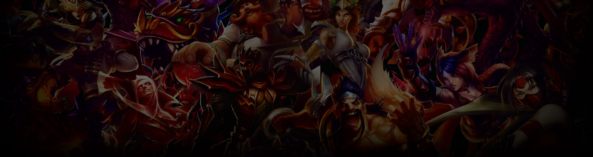 League of Legends Background Image