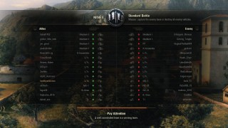 World of Tanks eSport Mission